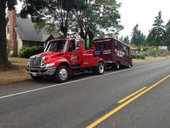 Tow Truck Pierce County