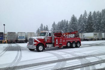 Emergency Towing Pierce County